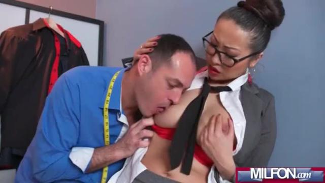 Large facial for large tits asian beauty(sharon lee) 01 clip-03